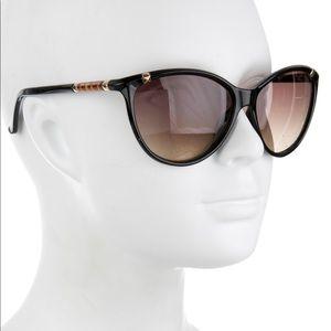 Michael Kors authentic camelia round sunglasses